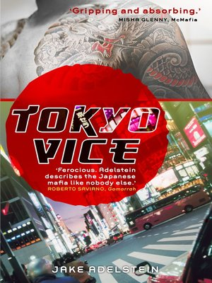 cover image of Tokyo Vice