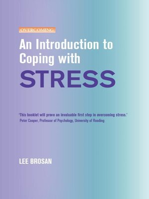 cover image of An Introduction to Coping with Stress