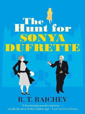 cover image of The Hunt for Sonya Dufrette