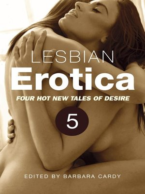 cover image of Lesbian Erotica, Volume 5