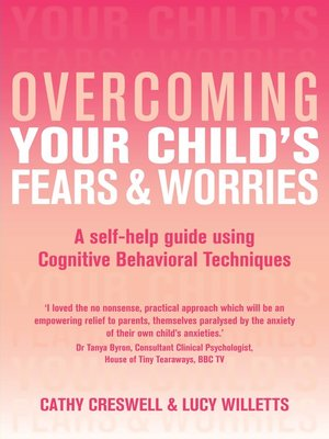 cover image of Overcoming Your Child's Fears and Worries