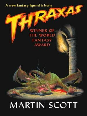 cover image of Thraxas