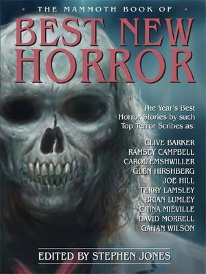 cover image of The Mammoth Book of Best New Horror 18