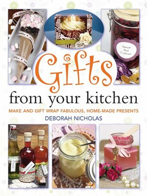 cover image of Gifts From Your Kitchen