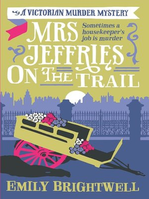 cover image of Mrs Jeffries On the Trail