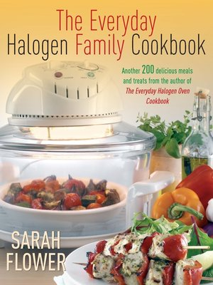 cover image of Everyday Halogen Family Cookbook