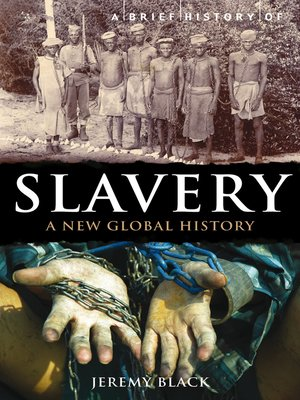 cover image of A Brief History of Slavery