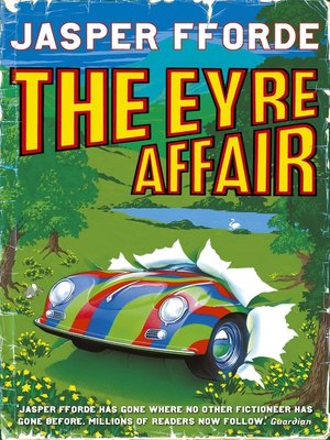 cover image of The Eyre Affair