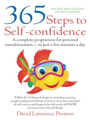 cover image of 365 Steps to Self-Confidence