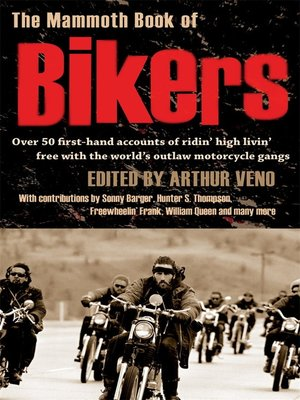 cover image of The Mammoth Book of Bikers