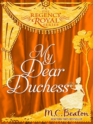 cover image of My Dear Duchess