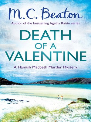 cover image of Death of a Valentine