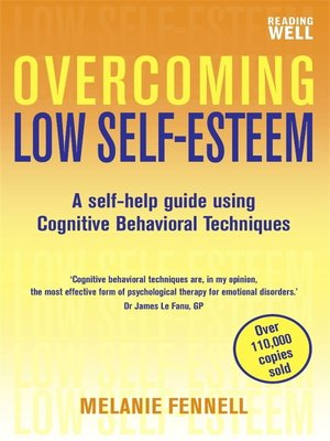 cover image of Overcoming Low Self-Esteem