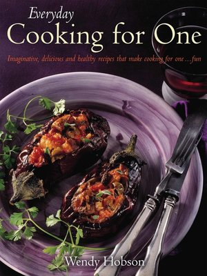 cover image of Everyday Cooking For One