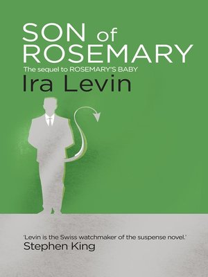 cover image of Son of Rosemary