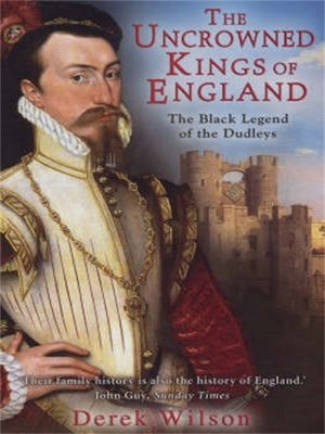 cover image of The Uncrowned Kings of England