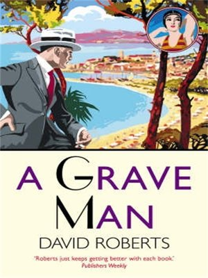 cover image of A Grave Man