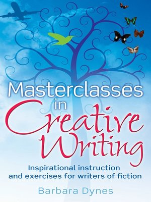 cover image of Masterclasses in Creative Writing
