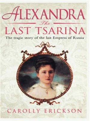 cover image of Alexandra