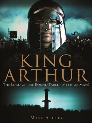 cover image of A Brief History of King Arthur