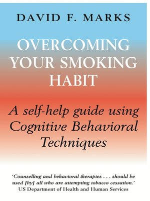 cover image of Overcoming Your Smoking Habit