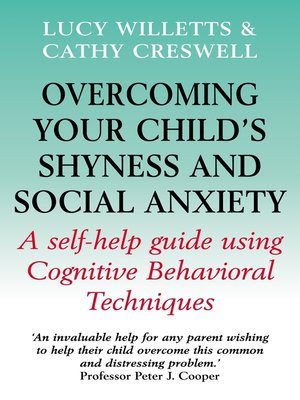 cover image of Overcoming Your Child's Shyness and Social Anxiety