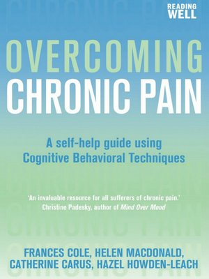 cover image of Overcoming Chronic Pain