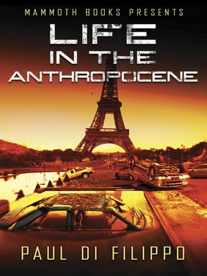 cover image of Mammoth Books presents Life in the Anthropocene