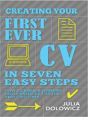 cover image of Creating Your First Ever CV in Seven Easy Steps