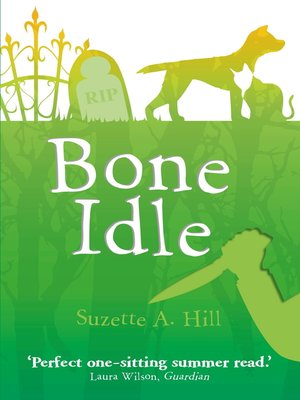 cover image of Bone Idle