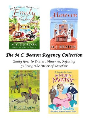 cover image of The M.C. Beaton Regency Collection