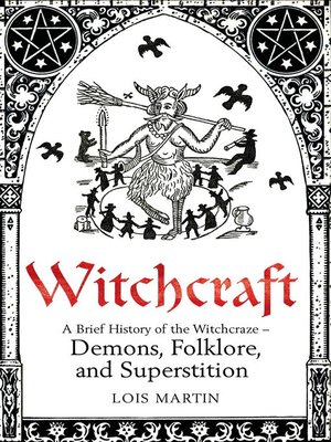 cover image of A Brief History of Witchcraft