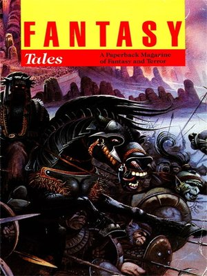 cover image of Fantasy Tales 1