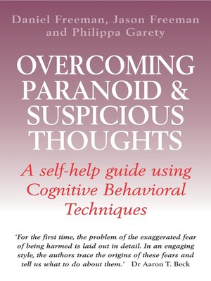 cover image of Overcoming Paranoid & Suspicious Thoughts