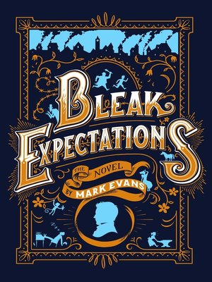cover image of Bleak Expectations