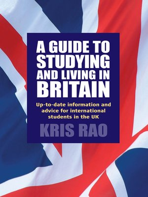 cover image of A Guide to Studying and Living in Britain