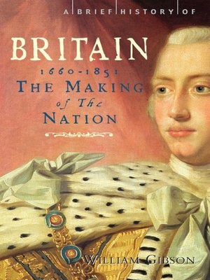 cover image of A Brief History of Britain, 1660-1851
