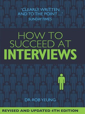 cover image of How to Succeed at Interviews