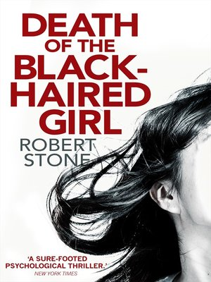 cover image of Death of the Black-Haired Girl