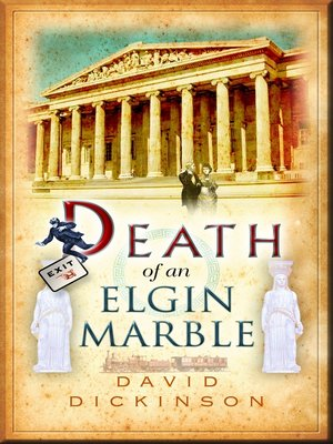 cover image of Death of an Elgin Marble