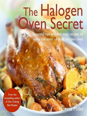 cover image of The Halogen Oven Secret