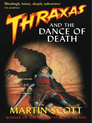 cover image of Thraxas and the Dance of Death