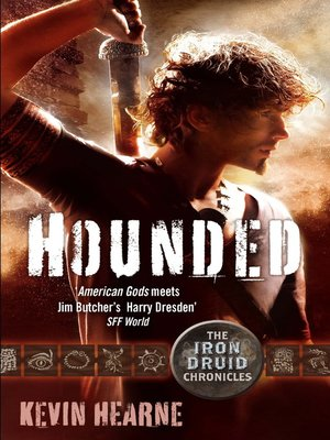cover image of Hounded
