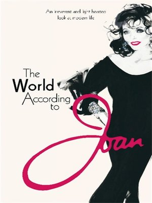 cover image of The World According to Joan