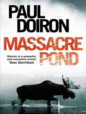 cover image of Massacre Pond