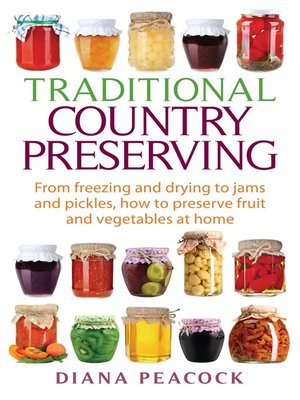 cover image of Traditional Country Preserving