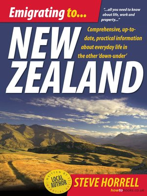 cover image of Emigrating to New Zealand