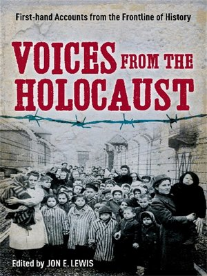 cover image of Voices from the Holocaust