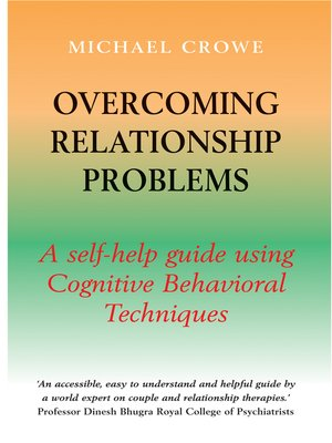cover image of Overcoming Relationship Problems