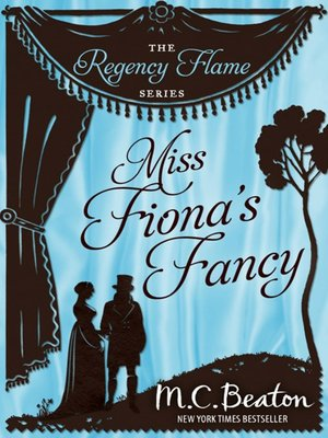 cover image of Miss Fiona's Fancy